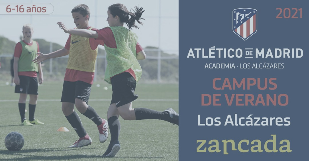 barco campus atletico de Madrid
